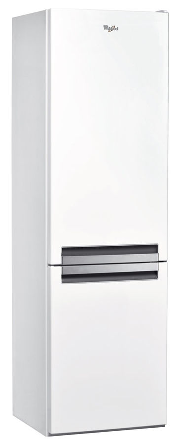 Холодильник WHIRLPOOL BSNF 8121 W,  двухкамерный,  белый