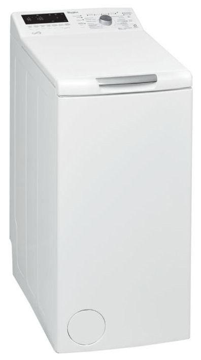 Стиральная машина WHIRLPOOL WTLS 61200 BPM, вертикальная загрузка,  белый