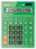 Калькулятор CANON AS-888-GR,  16-разрядный, зеленый вид 1
