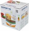 Сушка POLARIS PFD 0605D для фруктов и овощей,  оранжевый вид 9