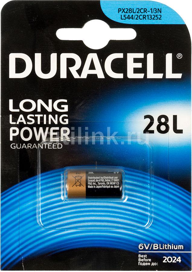 Батарея DURACELL 1 шт. 28L