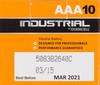 Батарея DURACELL Industrial 10 шт. AAA вид 2