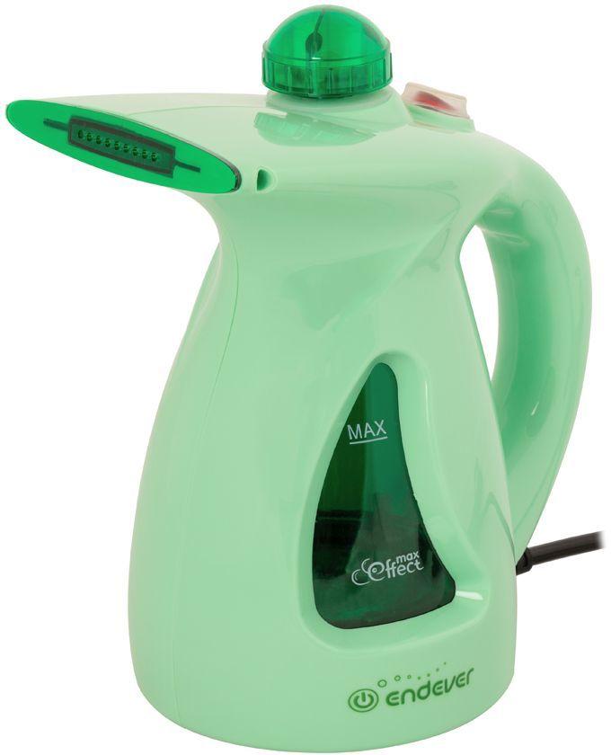 Отпариватель ENDEVER Q-416,  зеленый  [61221]