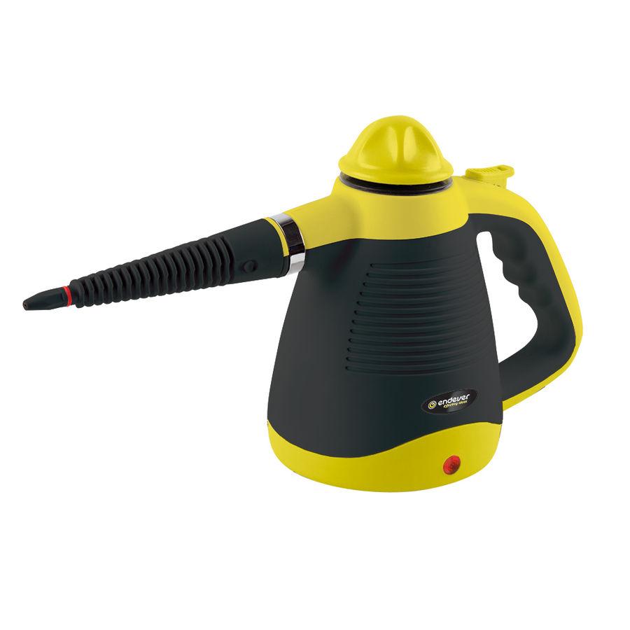 Парогенератор ENDEVER Q-432,  черный/желтый [60117]