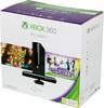 Игровая консоль MICROSOFT Xbox 360 E с 4 ГБ памяти, сенсором Kinect,  жестким диском на 500 ГБ, играми Kinect Sports Ultimate и Kinect Adventures,  N7V-00114 + 6FM-00003, черный вид 18