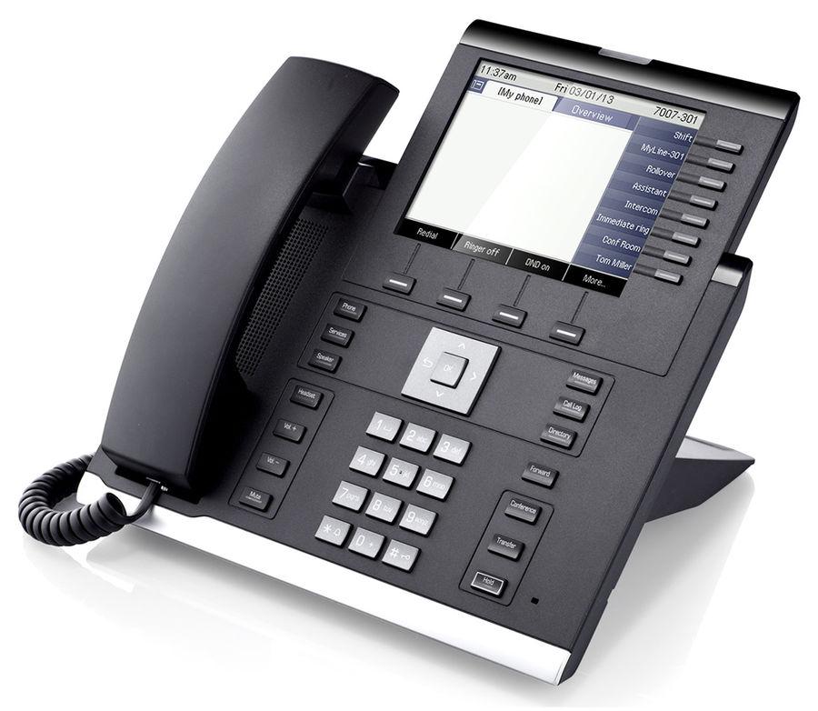 IP телефон UNIFY COMMUNICATIONS OpenScape 55G [l30250-f600-c290]
