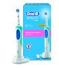 Электрическая зубная щетка ORAL-B Vitality Sensitive Clean синий вид 1