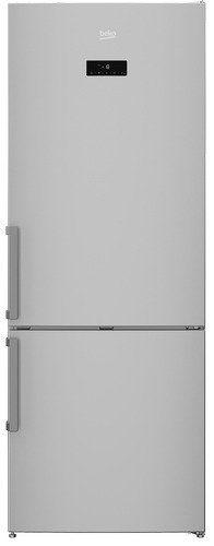 Холодильник BEKO RCNK320E21S,  двухкамерный,  серебристый