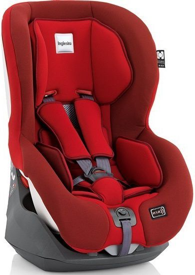 Автокресло детское INGLESINA Amerigo AV98C0RBS, 1, красный