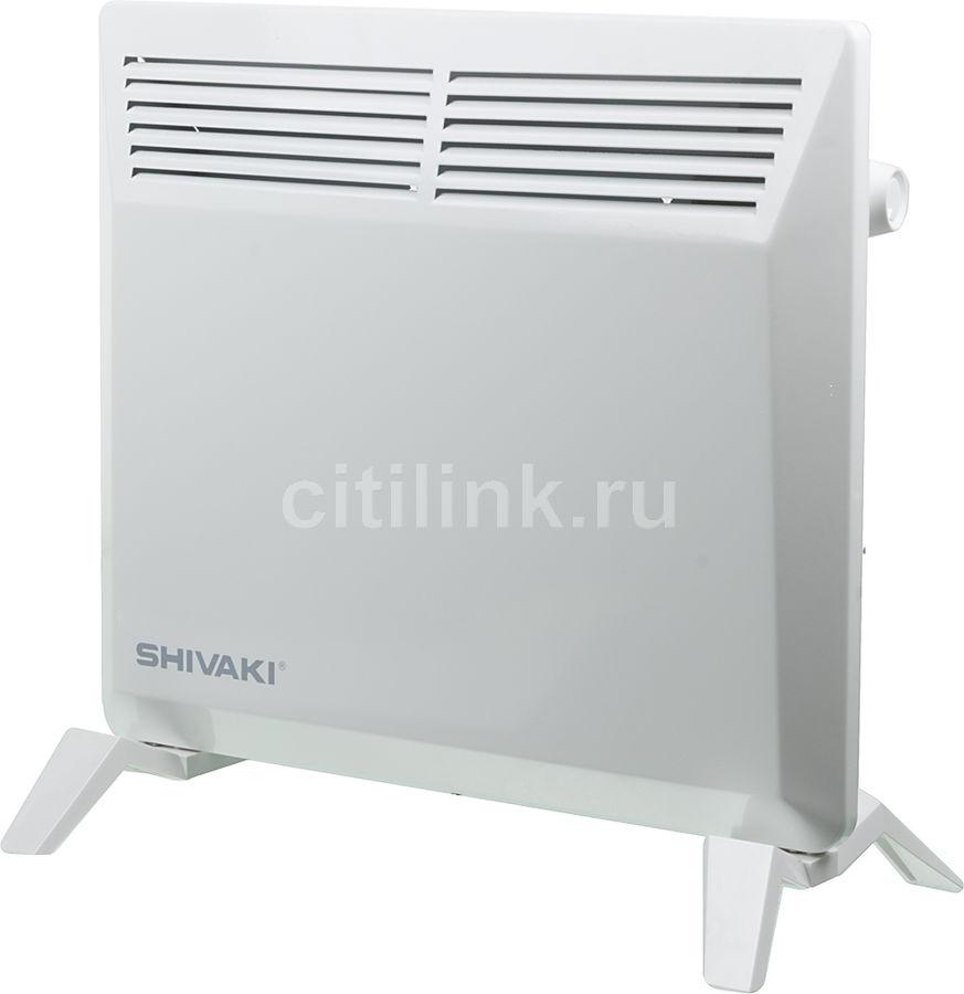 Конвектор SHIVAKI SHIF-EC101W,  1000Вт,  белый