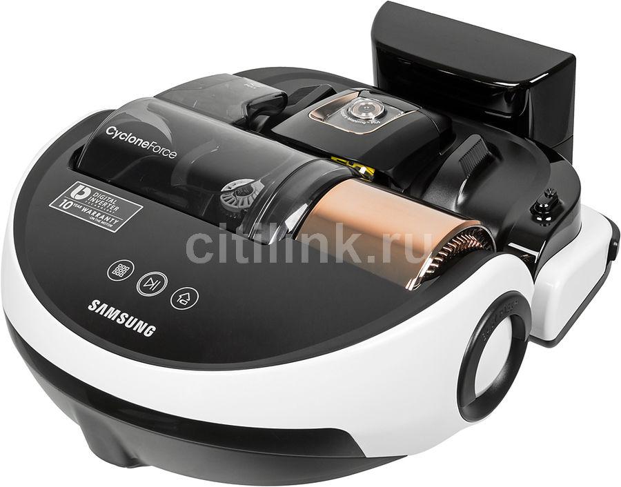 Робот-пылесос SAMSUNG VR20H9050UW, 70Вт, белый/медный