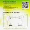 Сетевой адаптер PowerLine TP-LINK TL-PA8010PKIT Ethernet вид 9