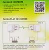 Сетевой адаптер HomePlug AV TP-LINK TL-PA4020KIT Ethernet вид 8