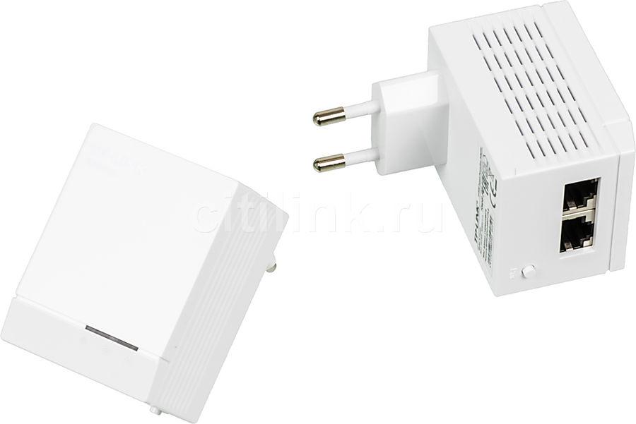Сетевой адаптер HomePlug AV TP-LINK TL-PA4020KIT Ethernet