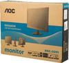 """Монитор ЖК AOC Professional m2060swda2(00/01) 19.5"""", черный вид 11"""
