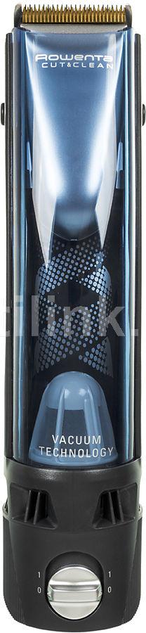 Триммер ROWENTA Vacuum TN9211F5,  черный/серый [1830004417]