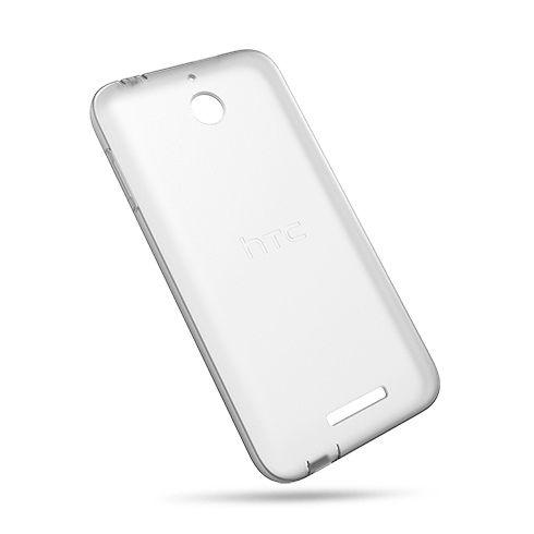 Чехол (клип-кейс) HTC HC C951, для HTC Desire 816, прозрачный [99h11411-00]