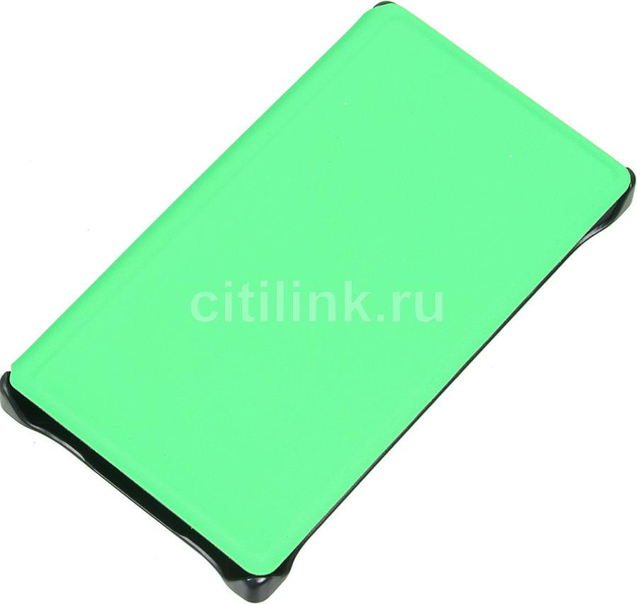 Чехол (флип-кейс) NOKIA CP-634, для Microsoft Lumia 532, зеленый [02741z2]