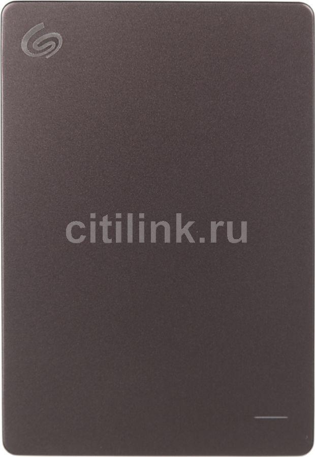 Внешний жесткий диск SEAGATE Backup Plus STDR4000200, 4Тб, черный