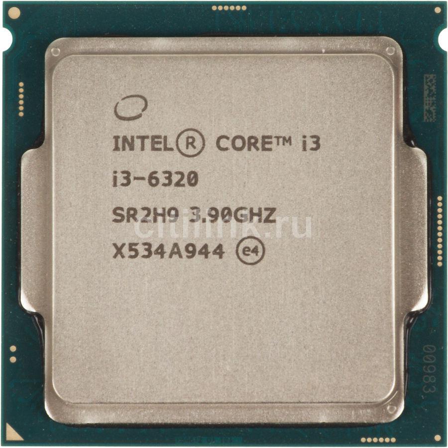 Процессор INTEL Core i3 6320, LGA 1151 * OEM [cm8066201926904s r2h9]