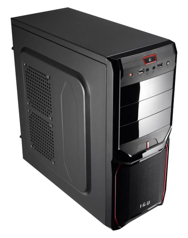 Компьютер  IRU Home 310,  Intel  Pentium  G3240,  DDR3 4Гб, 500Гб,  nVIDIA GeForce GTX 750 - 2048 Мб,  DVD-RW,  CR,  Windows 10 Home,  черный [320983]
