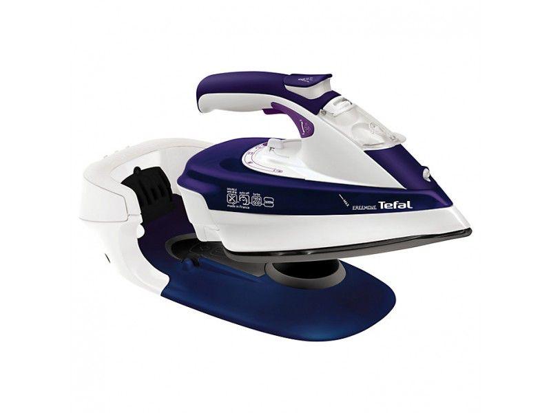 Утюг TEFAL FV9965E0,  2600Вт,  белый/ синий