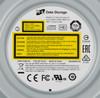 Оптический привод DVD-RW LG GH24NSD0(1), внутренний, SATA, черный,  OEM вид 4