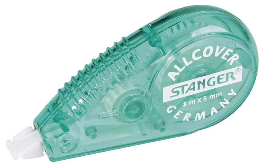 Лента коррект. Stanger All Cover 18000101059 8мх5мм с боковой подачей ленты блистер