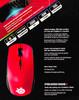 Мышь STEELSERIES Rival 100 Forged оптическая проводная USB, красный [62337] вид 11