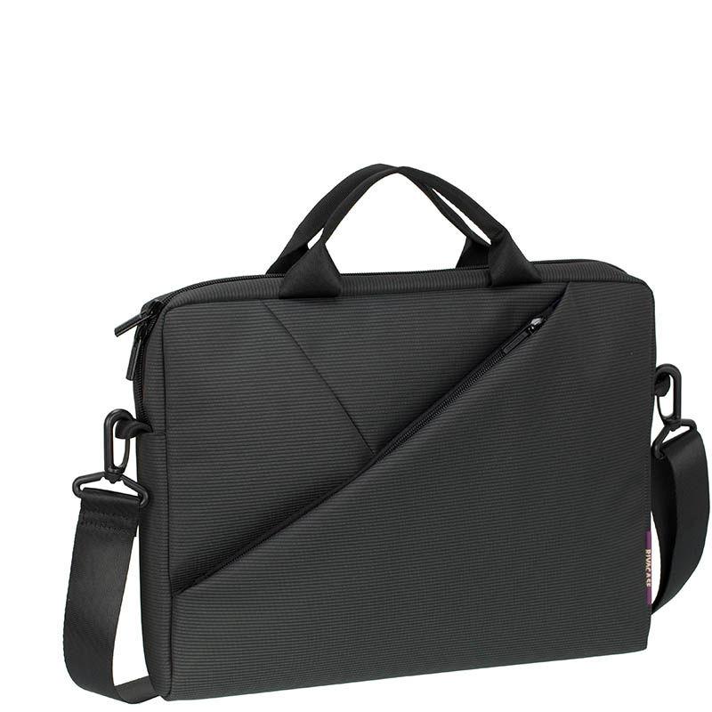 "Сумка для ноутбука 13.3"" RIVA 8720, серый"