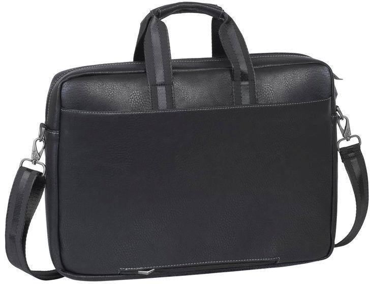 """Сумка для ноутбука 15.6"""" RIVA 8940 (PU), черный"""