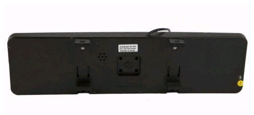 Монитор в авто AutoExpert DV-525 - фото 6