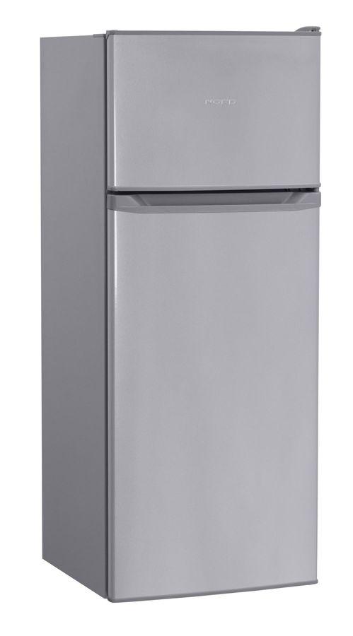 Холодильник NORD NRT 141 332,  двухкамерный,  серебристый