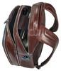 Рюкзак Piquadro Blue Square CA1813B2/MO коричневый натур.кожа вид 3