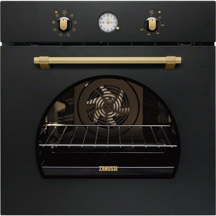 Духовой шкаф ZANUSSI OPZB2300R,  черный