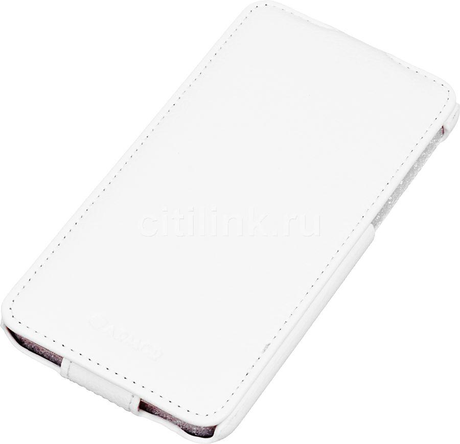 Чехол (флип-кейс) ARMOR-X flip full, для HTC Desire 820, белый