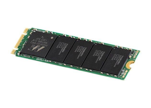 SSD накопитель PLEXTOR M6e PX-G256M6e 256Гб, M.2 2280, PCI-E x2