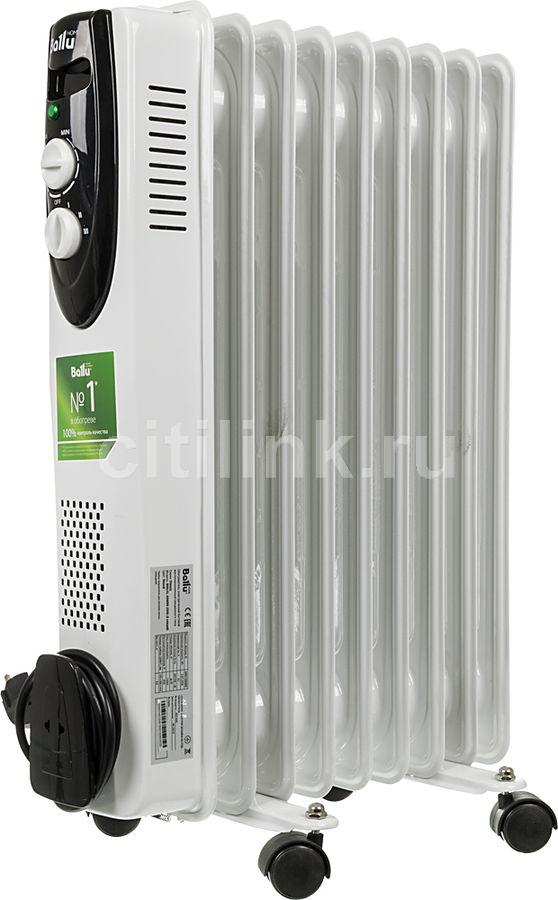 Масляный радиатор BALLU Classic BOH/CL-09WRN, 2000Вт, белый [нс-1050882]