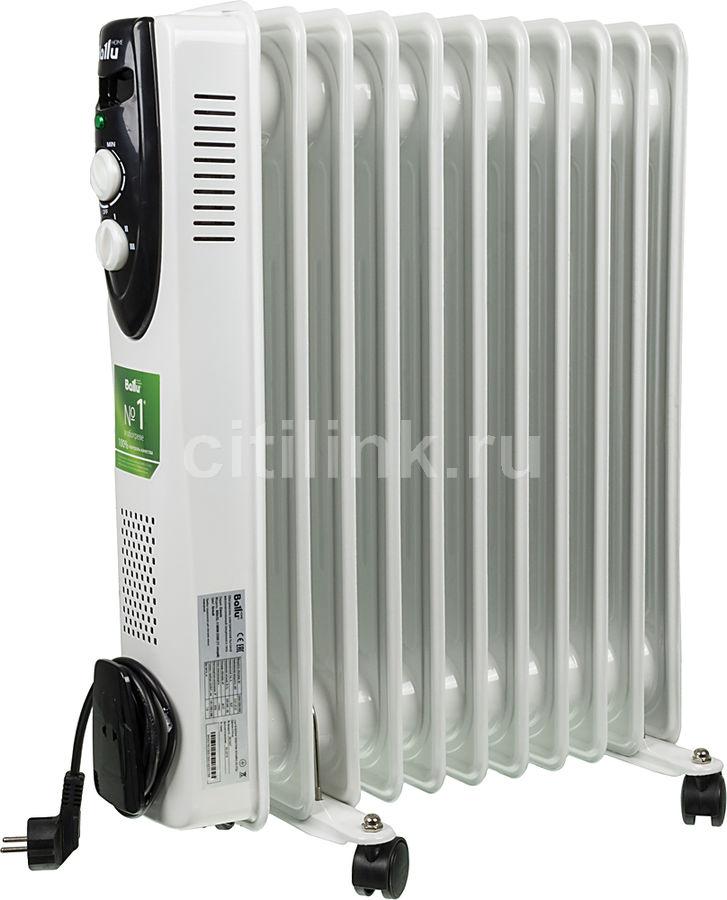 Радиатор масляный Ballu Classic BOH/CL-11WRN 2200Вт белый (мех. повреждения)