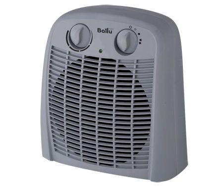Тепловентилятор BALLU BFH/S-09,  2000Вт,  серый [нс-1050500]