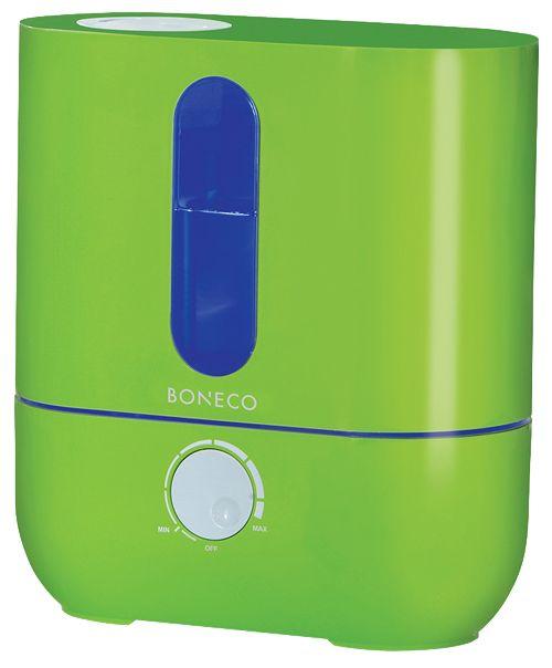 Увлажнитель воздуха BONECO-AOS U201A,  зеленый  / серый