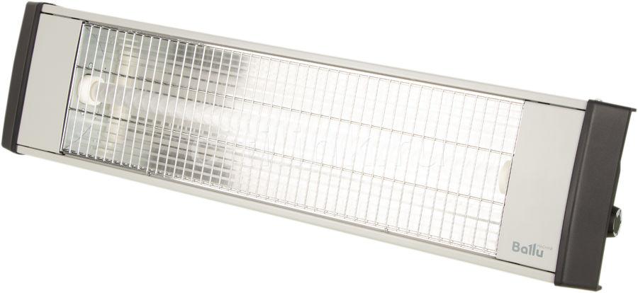 Инфракрасный обогреватель BALLU BIH-L-2.0, 2000Вт, серый