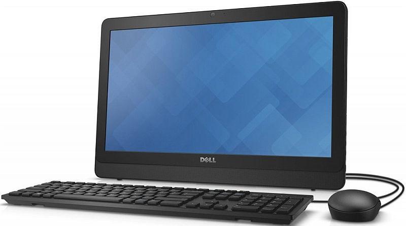Моноблок DELL Inspiron 3052, Intel Pentium N3700, 4Гб, 500Гб, Intel HD Graphics, Ubuntu, черный [3052-5949]