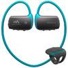 MP3 плеер SONY NWZ-WS615 flash 16Гб голубой/серый [nwzws615l.ee] вид 2