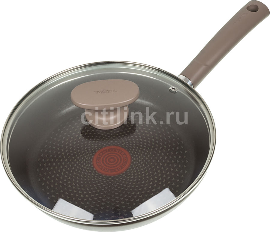 Сковорода Tefal Tendance Chocolate 04147924 24см. [9100018575]