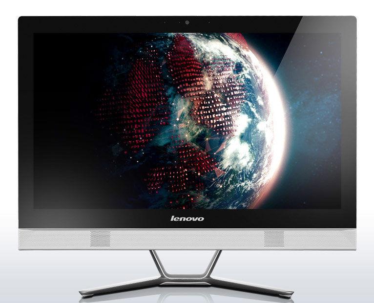 Моноблок LENOVO C50-30, Intel Core i3 5005U, 6Гб, 1000Гб, nVIDIA GeForce 820 - 2048 Мб, DVD-RW, Windows 10, белый [f0b100mnrk]