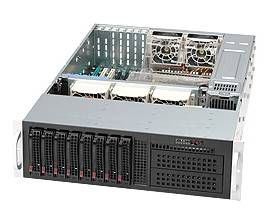 Сервер IRU Rock S3208 1xE5-2609v3 2x4Gb x8 2x4Tb 7.2K 3.5