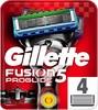 Сменные кассеты для бритья GILLETTE Fusion ProGlide Power,  4шт [81469906] вид 1