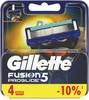 Сменные кассеты для бритья GILLETTE Fusion ProGlide,  4шт [81469905] вид 2
