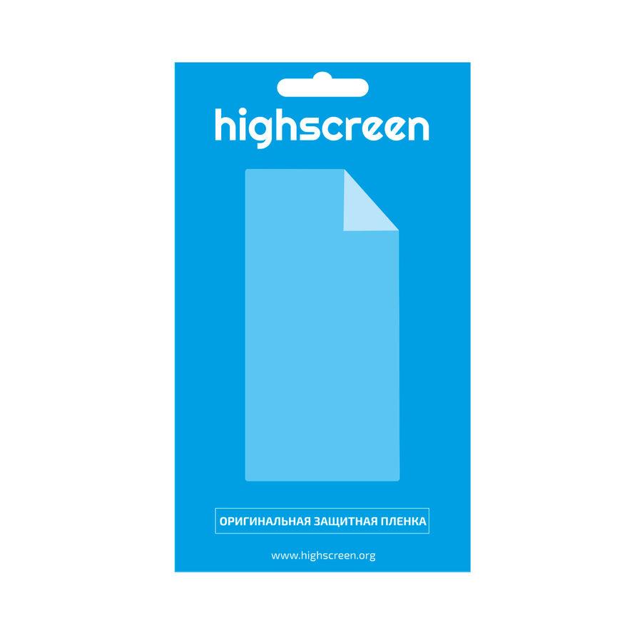 Защитная пленка HIGHSCREEN для Highscreen Power Five,  матовая, 1 шт [22924]